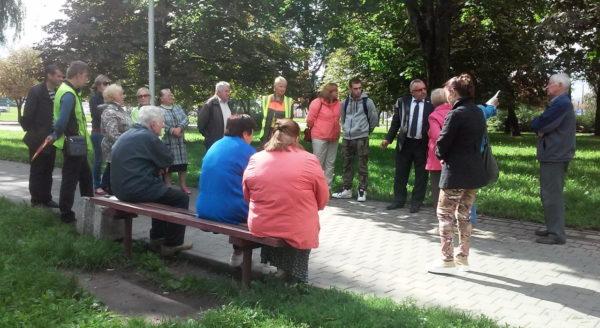 Власти Фрунзенского района г. Минска услышали предложения граждан