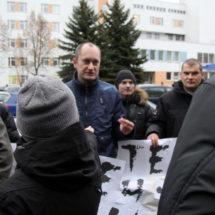 «Альтэрнатыва» супраць адэптаў рускага свету на Беларусi