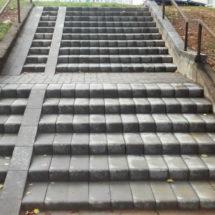Решена ещё одна проблема аварийной лестницы на Каменной Горке