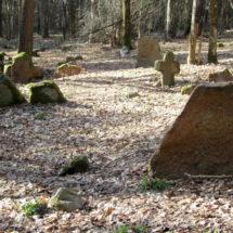 Як выглядаюць старадаўнія могілкі нашых продкаў