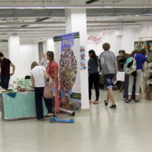 Как проходила ремесленная ярмарка в Минске