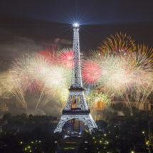 Поздравление по случаю Национального праздника Франции