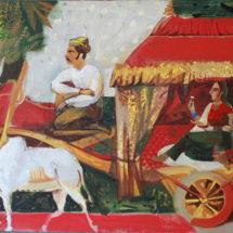 Индия в историческом музее