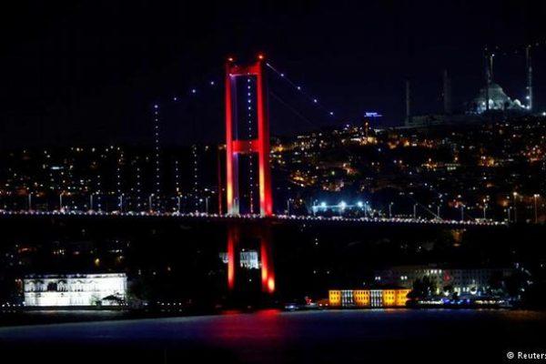 perevorot v Turcии
