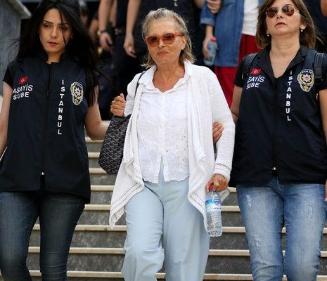 Что то страшное происходит в Турции