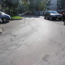 Активисты «Альтернативы» добились ремонта дороги