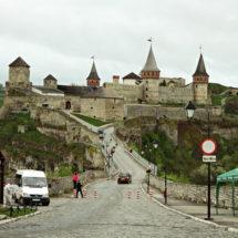 Поездка в Каменец, но не тот, где «Белая вежа»