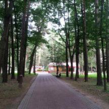 Добро пожаловать в Волчий Хвост – парк Челюскинцев