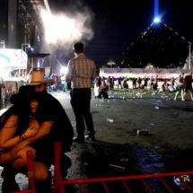 Соболезнования в связи со стрельбой в Лас-Вегасе