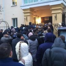 Как штурм Зимнего. Как в Минске проходила продажа дешевых квартир.
