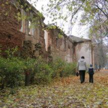 История двух разных и похожих усадеб в Смиловичах