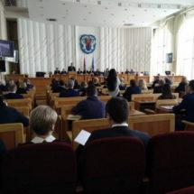 Как началась первая сессия депутатов Мингорсовета