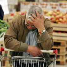 В Беларуси с 1 апреля очередной взлёт цен