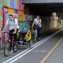 Какой будет велопарковка возле метро «Немига»