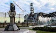 Закрытыя часткі Чарнобыльскай АЭС адкрылі для турыстаў