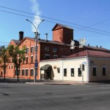 Та заводская проходная: Наследие дореволюционного Минска