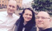 Руководство «Альтернативы» встретилось с послом Франции в Беларуси