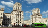 Проездом… великие и знаменитые гости Минска