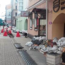 Что происходит с пешеходными улицами на Немиге