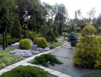 Минская Ботаника