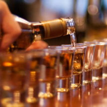 Антиалкогольная кампания в Минске продержалась 1 сутки