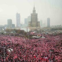 Віншаванне Рэспубліцы Польшча з нагоды 100-годдзя Незалежнасці