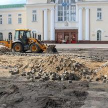 Нужна ли в центре Барановичей старинная брусчатка?