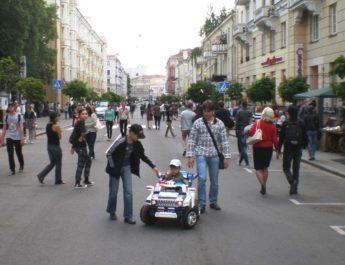 Дзе ў Мінску можна стварыць музей адной вуліцы?