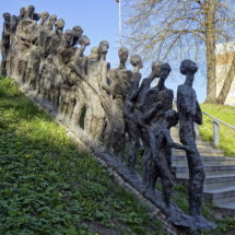 В обретенной Германии. Из воспоминаний узницы нацистского гетто