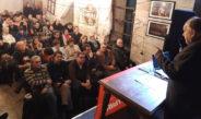 У Віцебску адбылася сустрэча жыхароў горада са Станіславам Шушкевічам