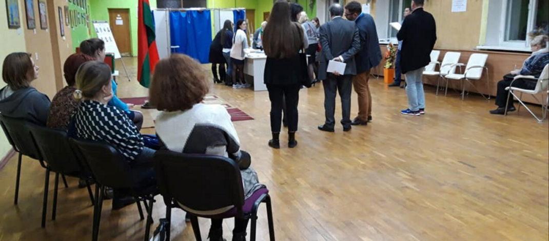 Ужасы белорусских выборов