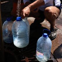 Проблема воды в двух районах Минска решена