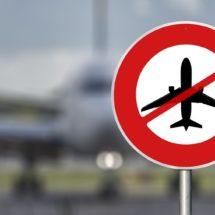Беларусь оказалась в воздушной блокаде